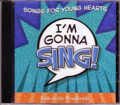 IM GONNA SING CD