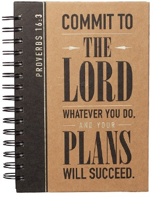 Journal, Commit to the Lord