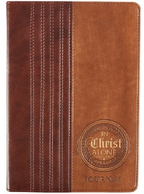Journal - In Christ Alone
