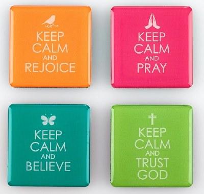 Magnets - Keep Calm Inspiratio