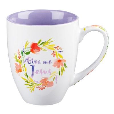 Mug Give Me Jesus Coffee
