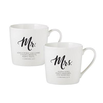 Mug - Mr & Mrs Set