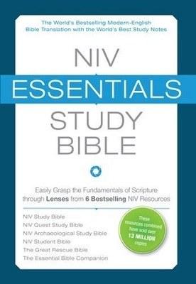 NIV Essential Study Bible