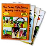 New Living Bible Series Primary 1-1 Stories From Genesis Take Home