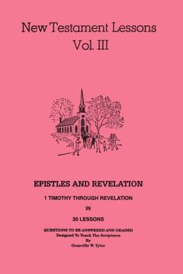 New Testament Lessons Vol. 3