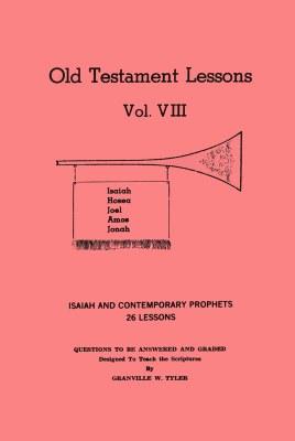 Old Testament Lessons Vol. 8