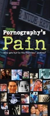 PORNOGRAPHY'S PAIN