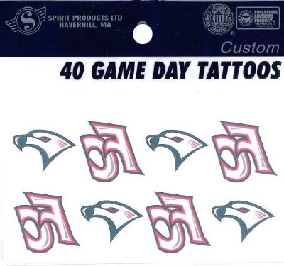 Pack of Florida College Tattoos