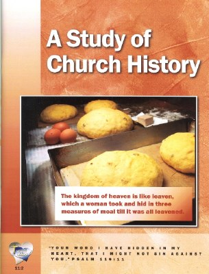 Word in the Heart: Senior High 11:2 A Study of Church History