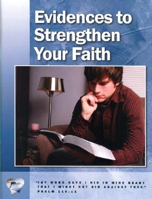 Word in the Heart: Senior High 12:3 Evidences to Strengthen Your Faith