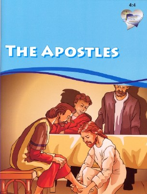 Word in the Heart: Junior 4:4 The Apostles