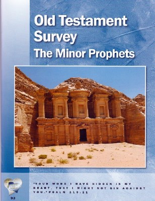 Word in the Heart: Junior High 9:3 Old Testament Survey- The Minor Prophets