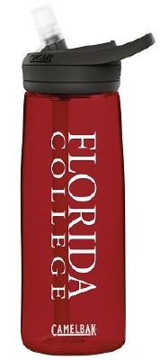 Water Bottle, CAMELBAK, RED