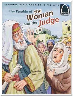 Arch Book - The Woman Judge