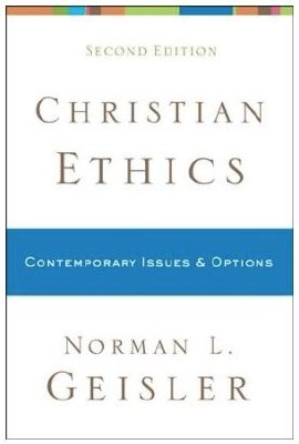 Christian Ethics 2nd Edition