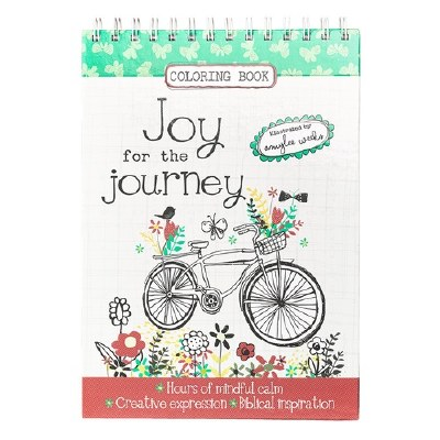 Adult Coloring Book - Joy for the Journey