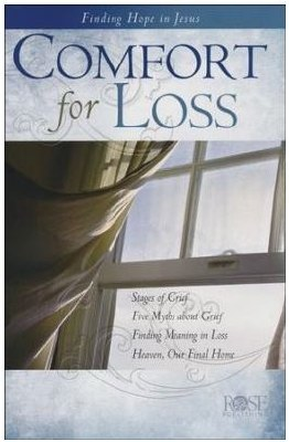 Comfort for Loss Pamphlet