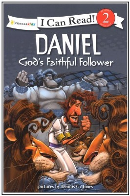 Daniel God's Faithful Follower - I Can Read Level 2