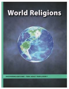 Discovering God's Way Teen/Adult 6-1 World Religions