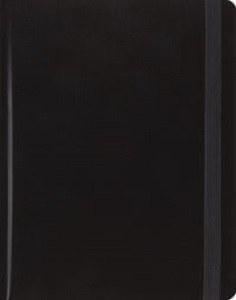 ESV Journaling Bible Black Single Column