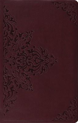ESV Gift Bible Premium Chestnut
