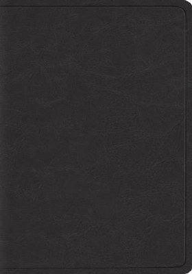 ESV Heirloom Bible - Black Goatskin