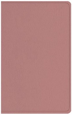 ESV Baby New Testament with Psalms and Proverbs - Pink