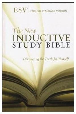 ESV Inductive Study Bible - Hardcover