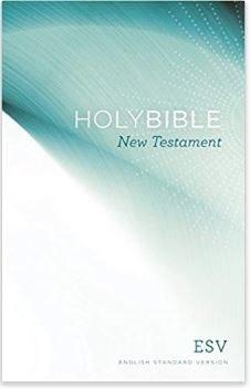 ESV New Testament Outreach Bible - Paperback