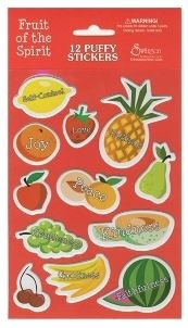 Stickers - Fruit of the Spirit