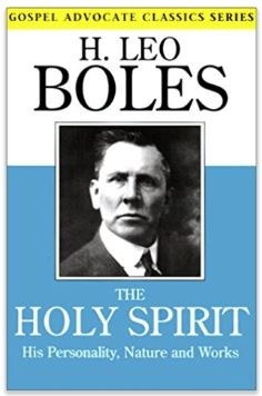 The Holy Spirit: His Personality, Nature, and Works