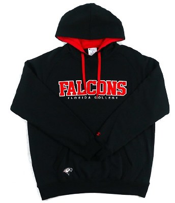 Champion Black Falcons Hoodie