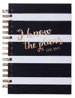 Journal - I Know the Plans