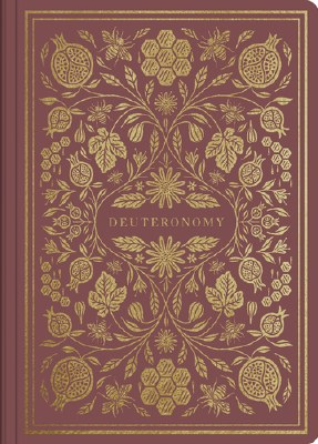 ESV Illuminated Scripture Journal - Deuteronomy