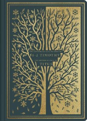 ESV Illuminated Scripture Journal - 1&2 Timothy, Titus