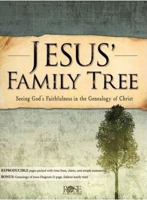 Jesus' Family Tree: Seeing God's Faithfulness in the Genealogy of Christ