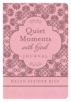 Journal - Quiet Moments with God