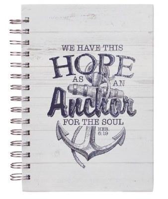 Journal - Spiral, Heb 6:19
