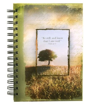 Journal - Spiral, Psalm 46:10