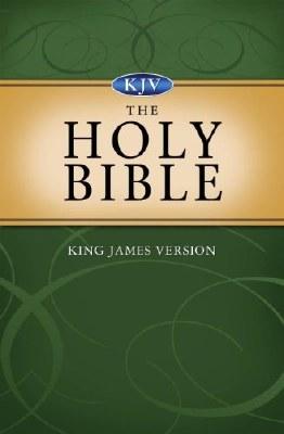 KJV Holy Bible Paperback