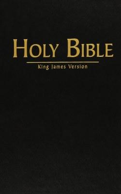 KJV Large Print Pew Bible