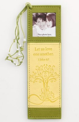 Bookmark - Let us Love One Another