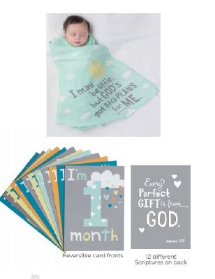 Big Plans Swaddle Set