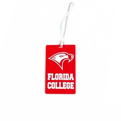 Florida College Luggage Tag