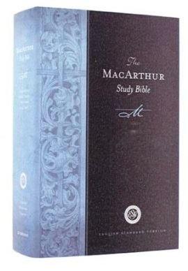 ESV MacArthur Study Bible