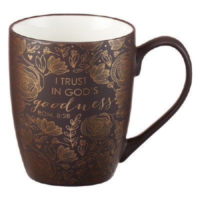 Mug - I Trust in God's Goodnes