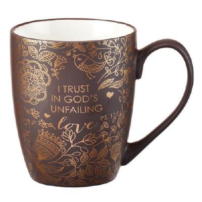 Mug - I Trust in God's Unfaili