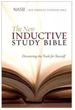 NASB New Inductive Study Bible - Hardcover