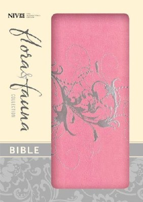 NIV Compact Bible - Orchid/Silver