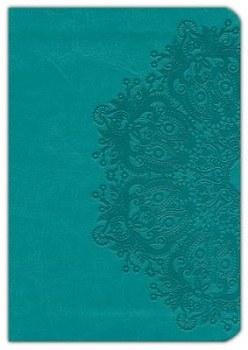 NKJV Compact Bible - Teal